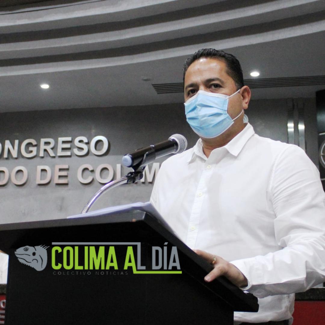 Pretenden amordazar a un legislador por señalar corrupción e impunidad: Farías Ramos