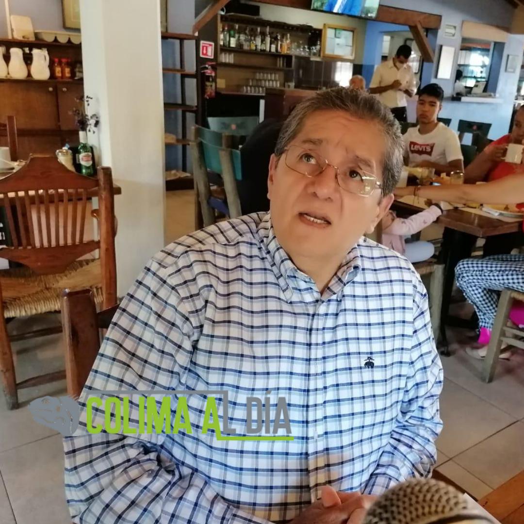 No se vale que ataquen a la Universidad de Colima, sin fundamento: Eduardo Hernández