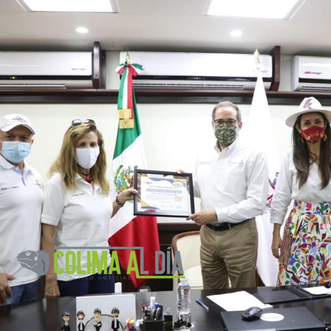 Reconoce Club de Canotaje apoyo del  Gobernador para eventos con causa