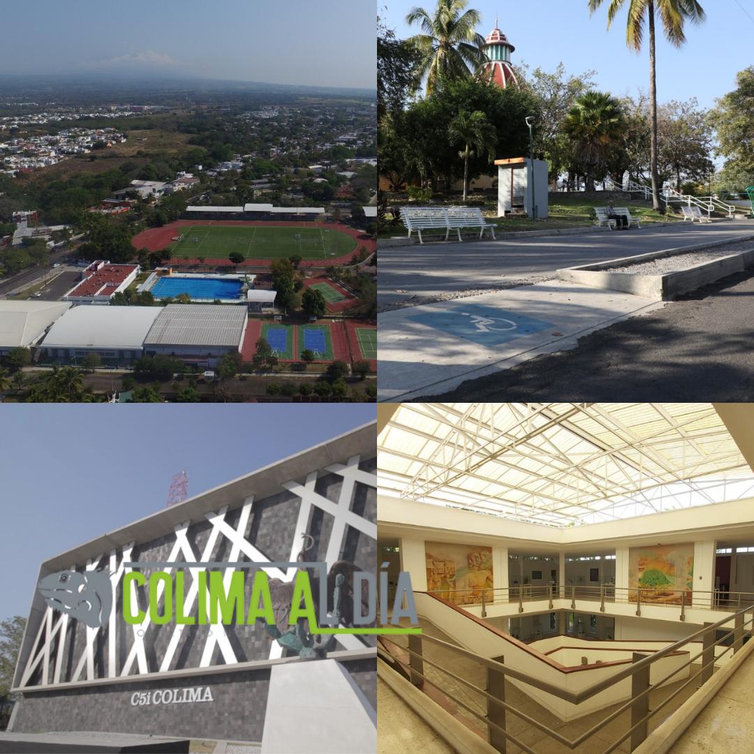 Con Nacho Peralta el municipio de Colima  ha recibido servicios, obras y desarrollo
