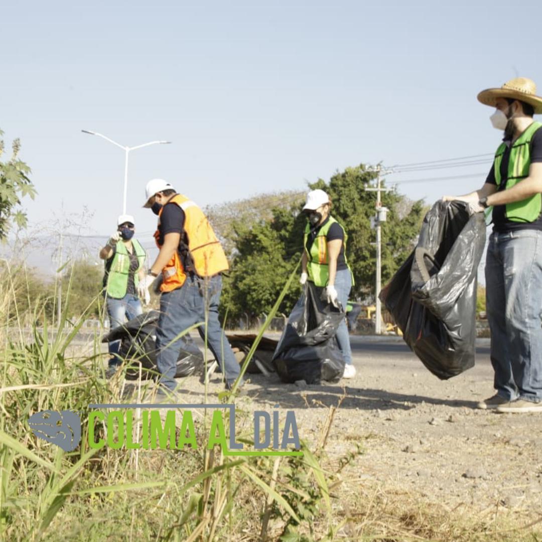Imades y seis municipios participan  en brigada de limpieza