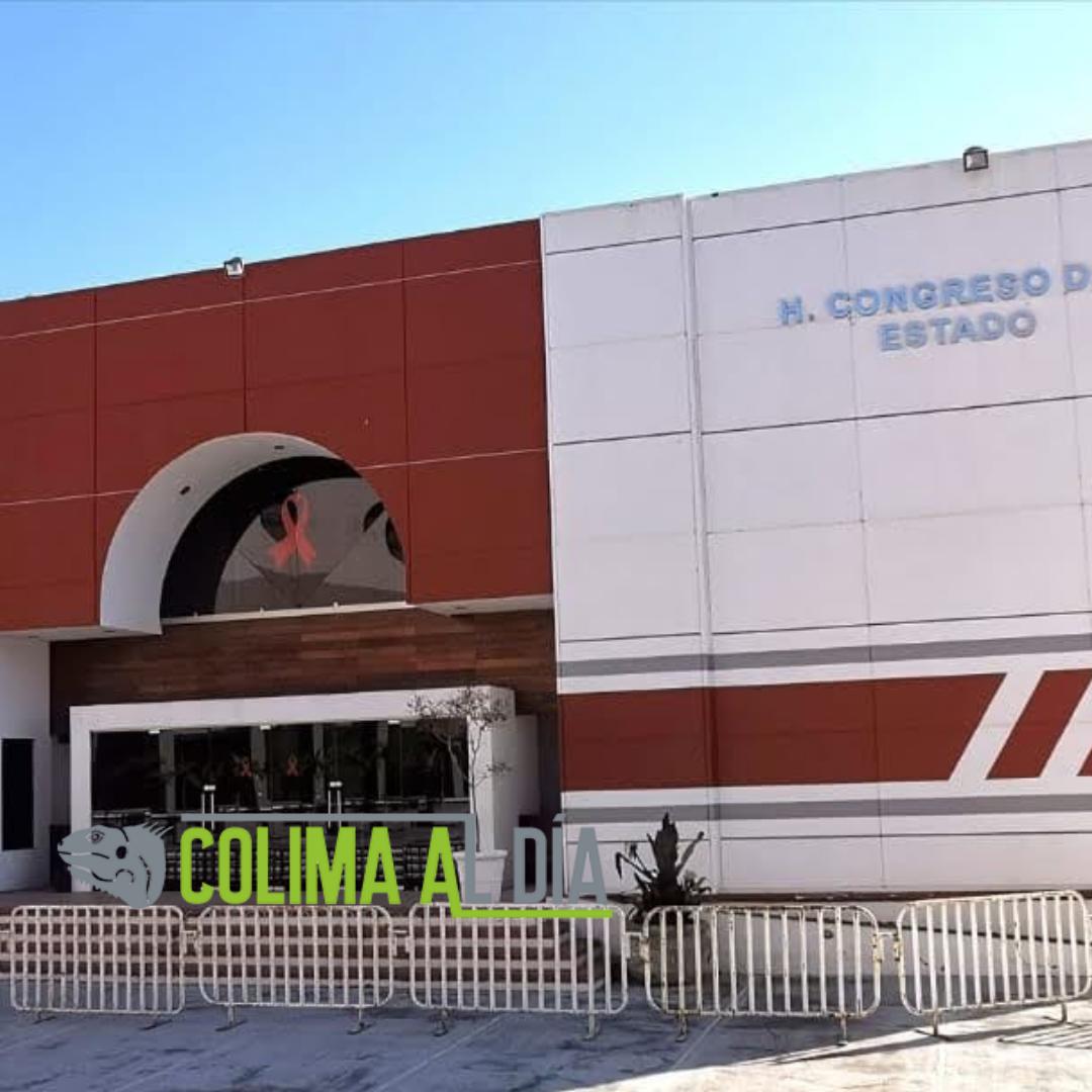 Autoriza congreso incentivos fiscales para Cuauhtémoc y Villa de Álvarez