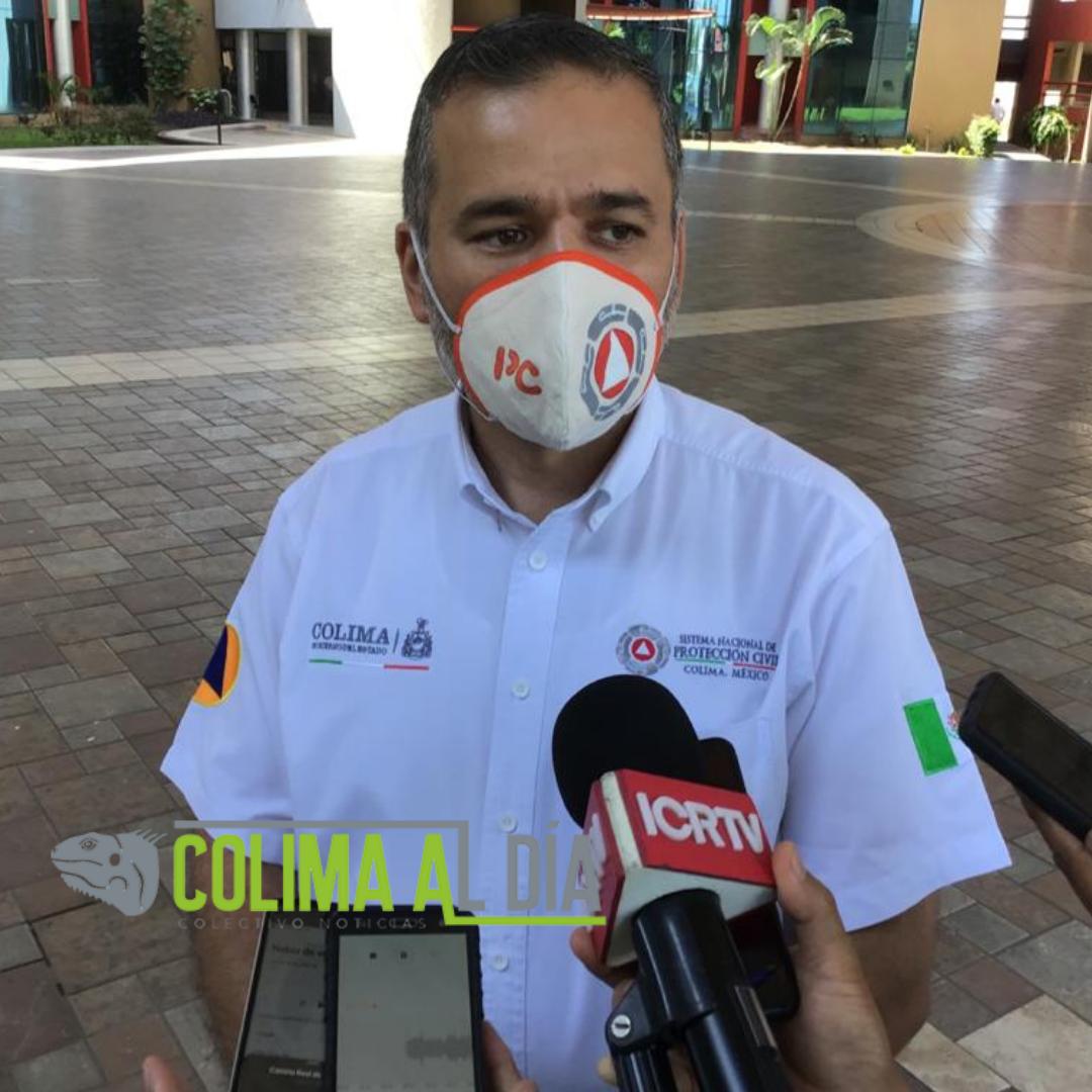 Poco más de mil atenciones se brindaron al a población durante Semana Santa y Pascua en Colima: Urzua Quiroz