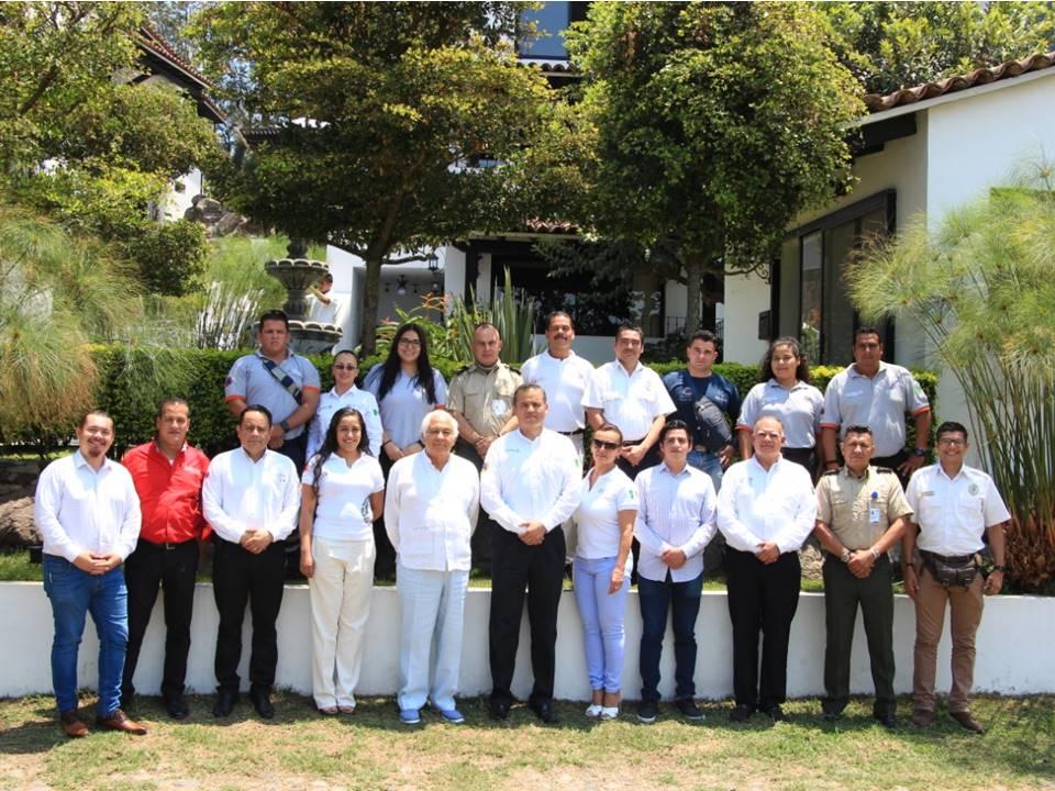 Colima es sede de Reunión Regional de  Protección Civil: UEPC