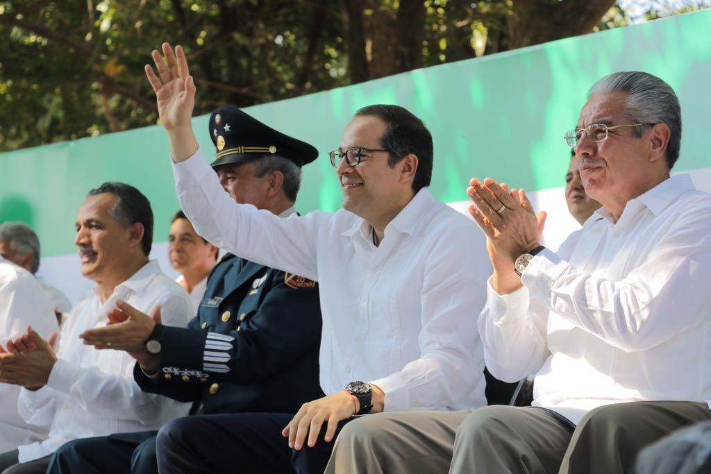 Vigentes los ideales de la Revolución Mexicana: JIPS