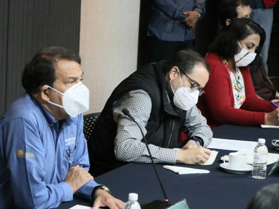 Coparmex Manzanillo y 3 órdenes de Gobierno trabajarán en equipo