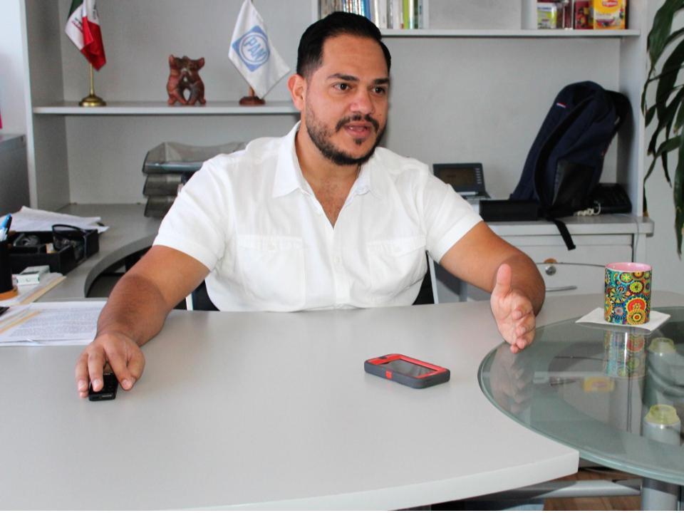No es momento de pensar en alianzas electorales, el PAN trabaja a su interior: Alejandro García