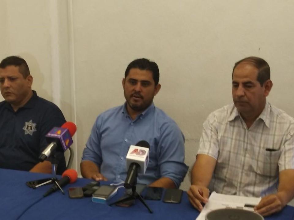 Alega Director de Tránsito de Villa de Álvarez que golpes a detenido fue porque lo agredió