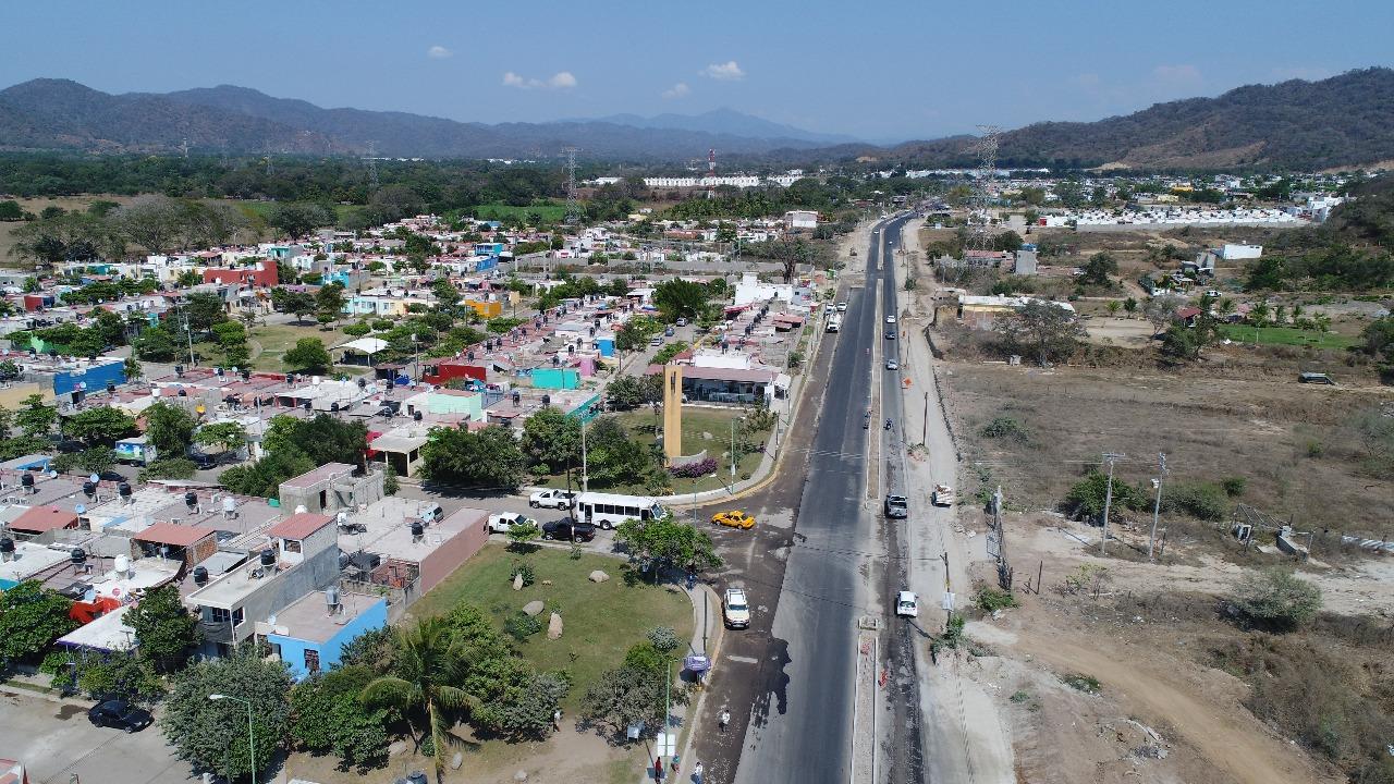 Avance del 91% en ampliación del  camino Chandiablo-Santiago: Seidur