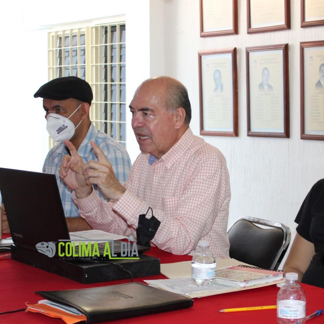 Designa el CDE del PRI a los coordinadores de las  Mesas temáticas rumbo a la XXIII Asamblea Nacional