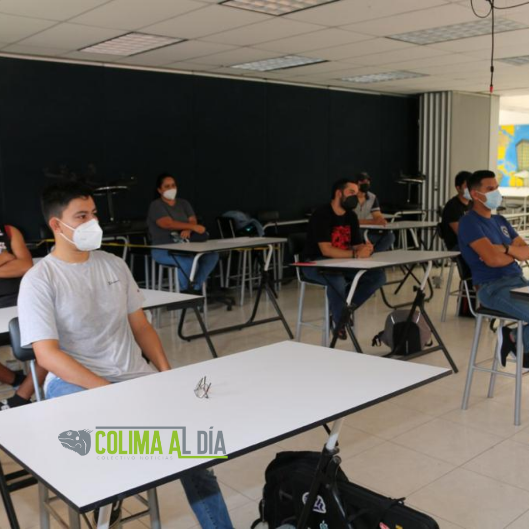 De forma ordenada y segura inicia el Tec de Colima el regreso a clases