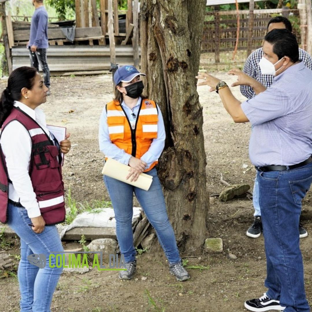 El Ayuntamiento de Manzanillo realiza obras para  disminuir contaminación en laguna de El Colomo