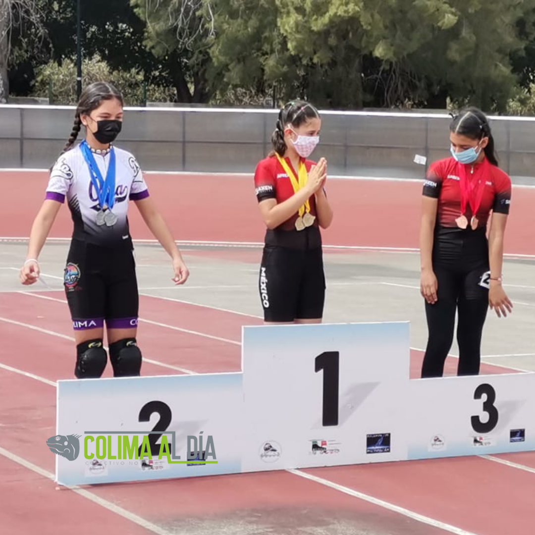 Patinadores colimenses obtienen  13 medallas en la Copa Morelia