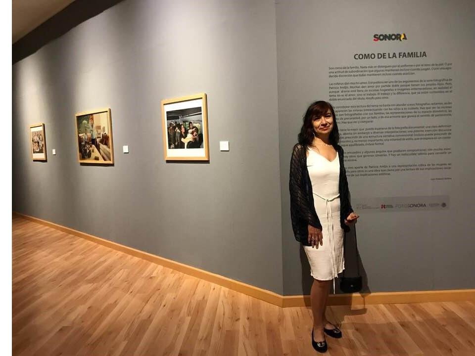 Patricia Aridjis impartirá taller de  fotografía en Colima: Cultura