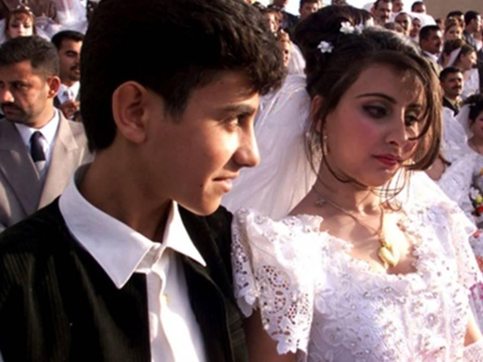 Aprueba Senado reformas para prohibir matrimonio de menores de edad