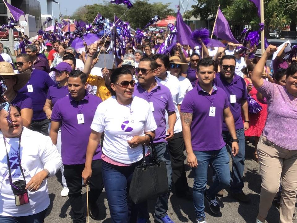 No permitiremos que autoridad pise derecho de trabajadores; vamos a ganar: Dolores González