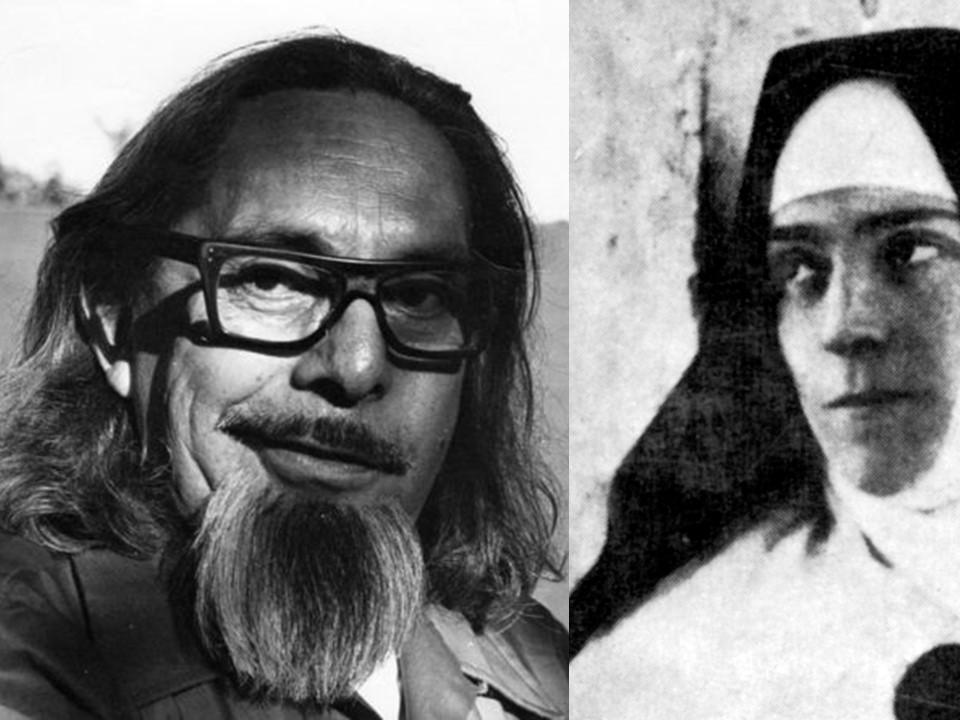 José Revueltas y la Madre Conchita, entre los reos de las Islas Marías