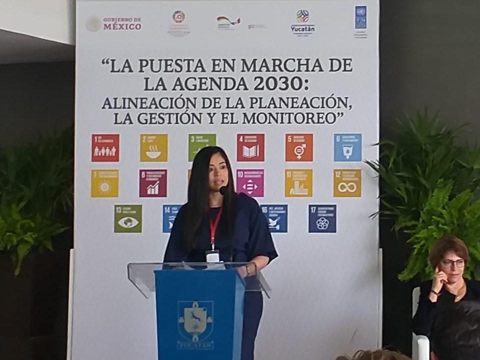 Colima, líder en capacitación sobre la  instrumentación de la Agenda 2030