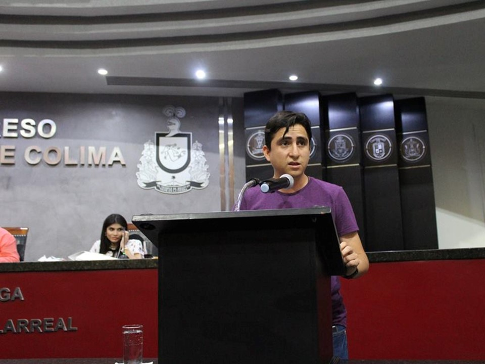 Propone Vladimir Parra dar autonomía y presupuesto a Comisión de Protección a Periodistas