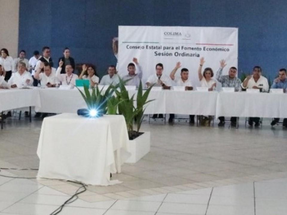 Focalizará Sefome atención a problemáticas  económicas de cada municipio de Colima