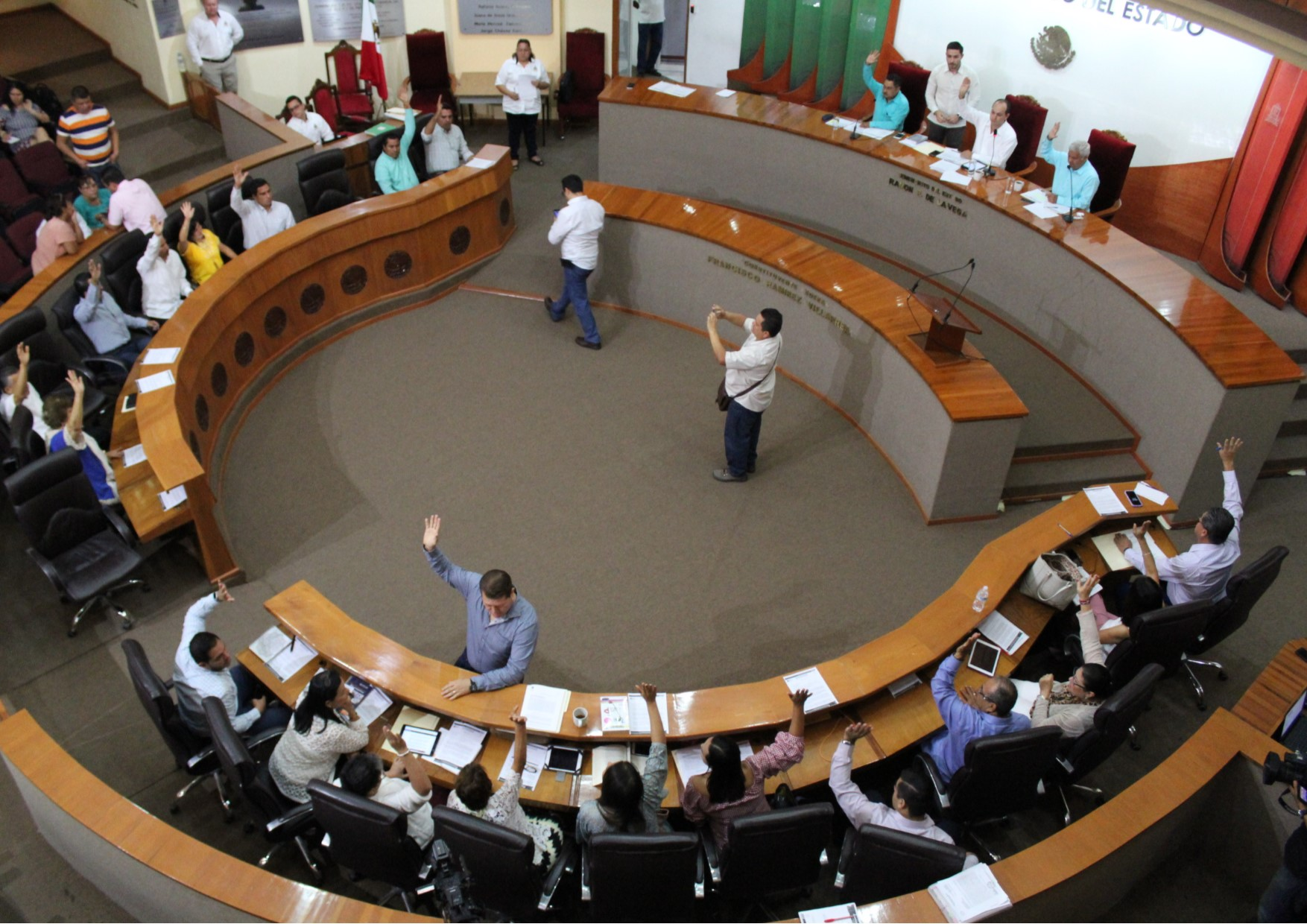 Nuevo grupo parlamentario del PT en el Congreso es para tener voz y voto: Joel Padilla