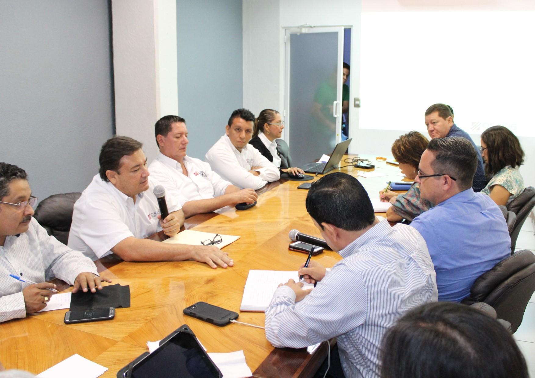 Tras la fiscalización a SEFIDEC, el OSAFIG denunció a 10 exfuncionarios y 2 empresas