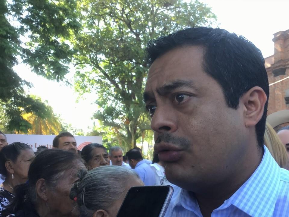 Se buscará reiniciar trabajos de nuevo edificio del PRI Colima este año: Kike Rojas