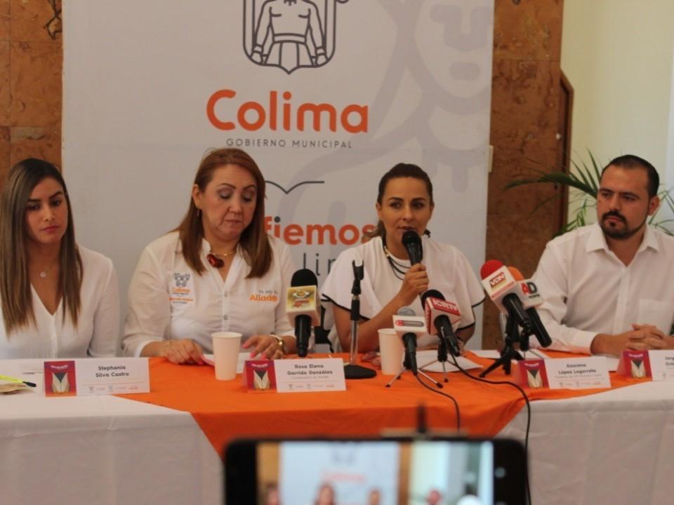 Festeja Ayuntamiento y DIF Municipal Colima, a niñas y niños con evento masivo de Cri Cri: Azucena López Legorreta