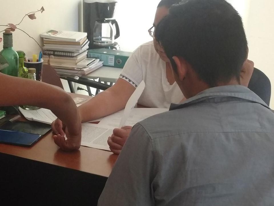 Adolescente repatriado es reintegrado  a su familia de origen: Pronna
