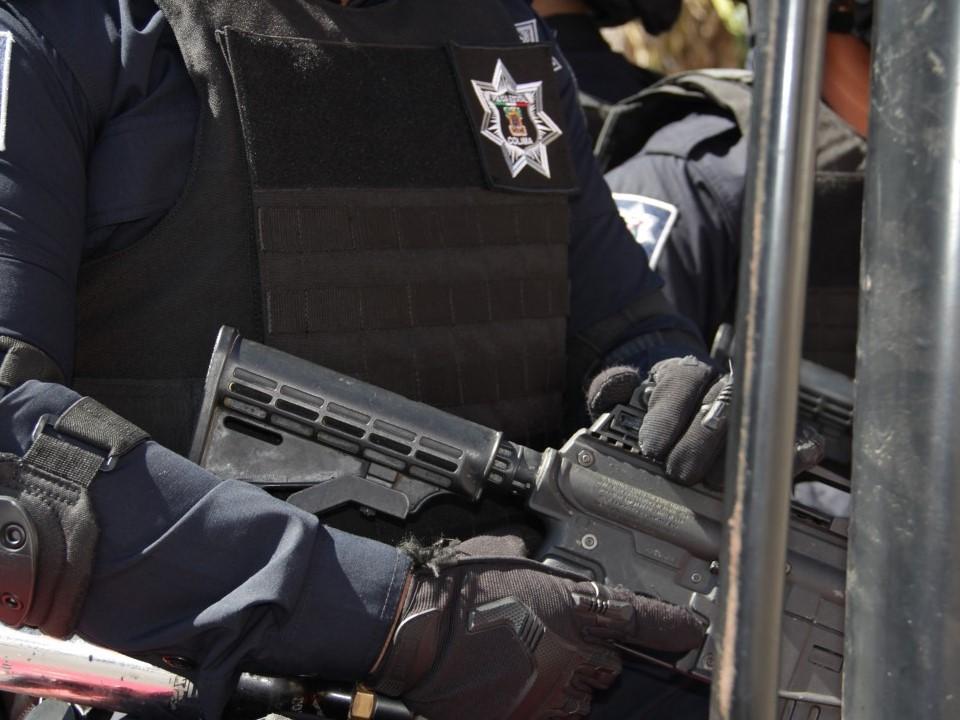 Detienen a un sujeto con más  de 50 envoltorios de droga: SSP