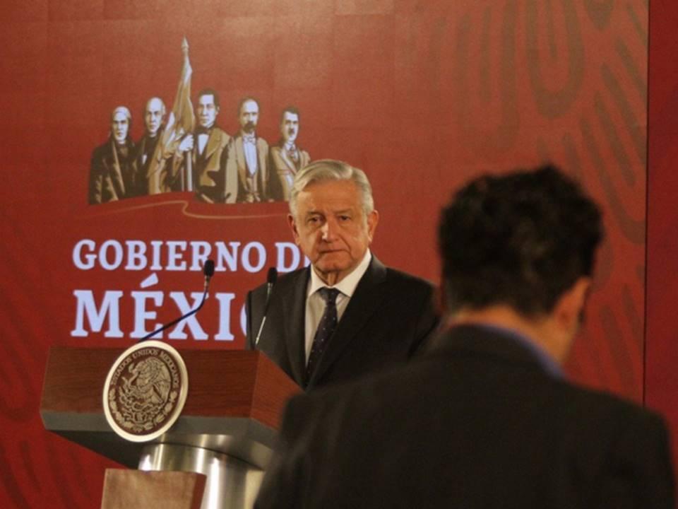 Sólo si es mucha la exigencia, habría consulta de juicio a expresidentes, dice López Obrador