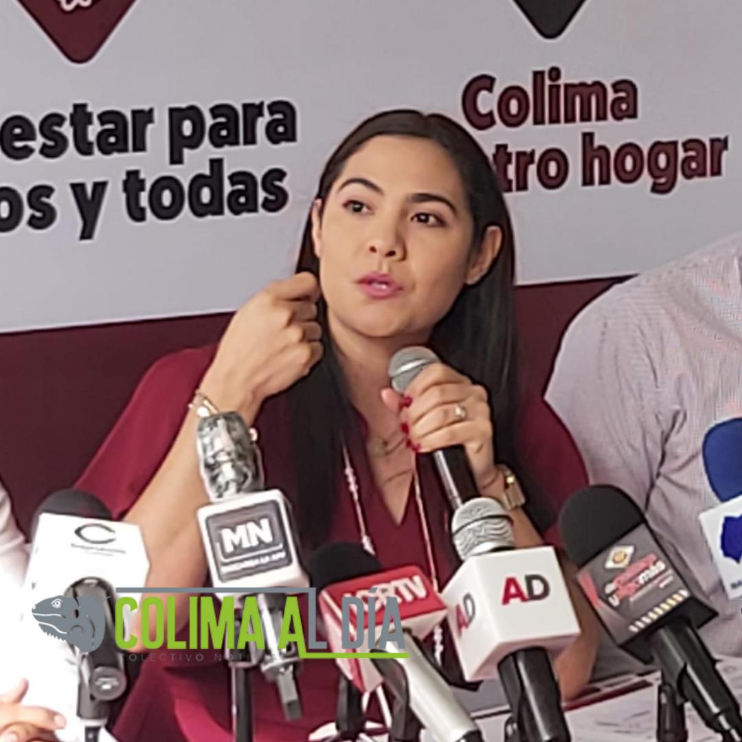 Quincenas de trabajadores es pagado con adelanto de participaciones: Indira Vizcaíno