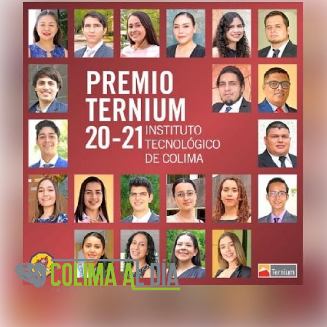 Ternium y el Instituto Tecnológico de Colima entregan 22 becas a jóvenes egresados