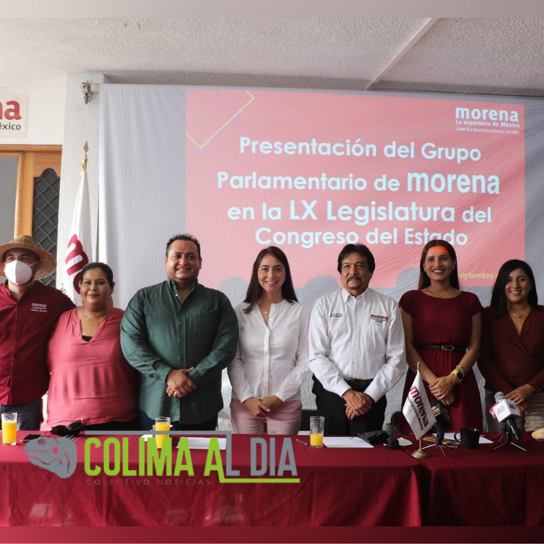 Será Viridiana Valencia la coordinadora de morena en la próxima legislatura