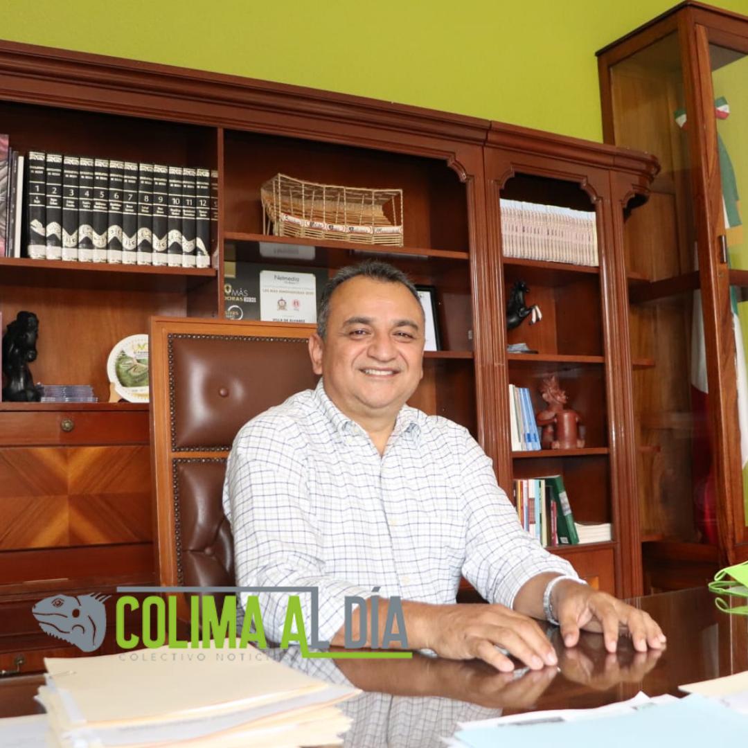 Garantizado, Sueldos y Aguinaldos a Trabajadores, Hasta el Cierre de Nuestra Administración: Felipe Cruz