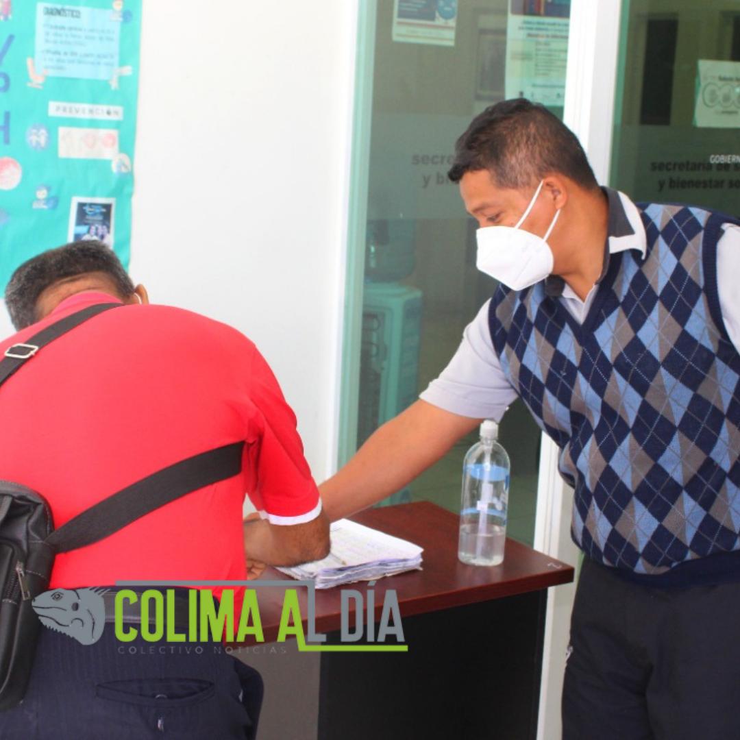 Esta jornada Colima sumó 316 casos nuevos y 2 decesos por Covid-19