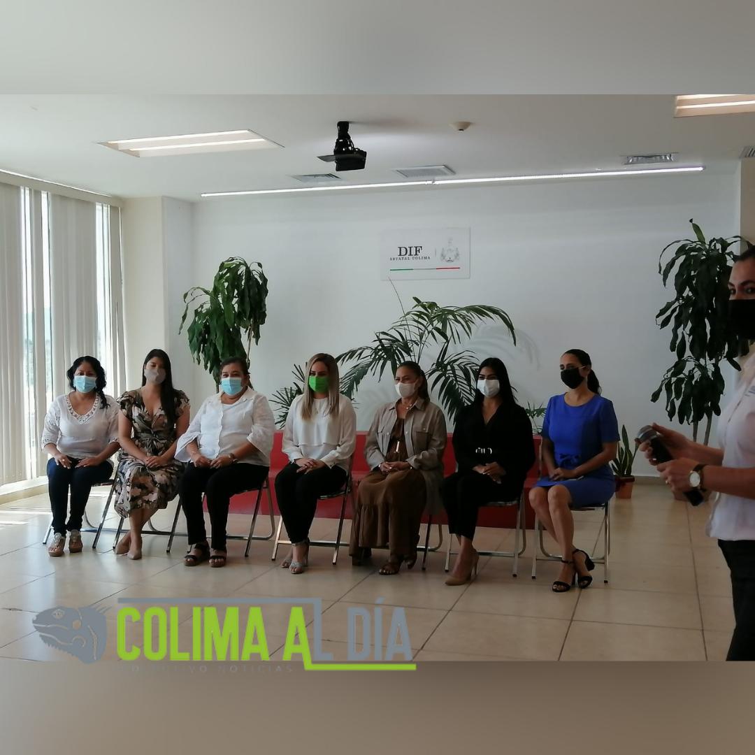 DIF Cuauhtémoc participa en el curso de inducción a la asistencia social