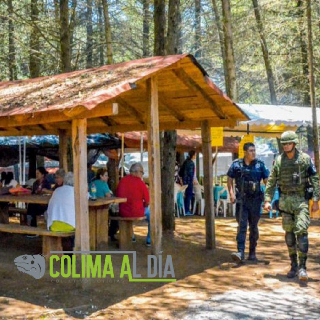 A pesar de incremento de Covid, hasta el momento no se ha cancelado la Feria del Hongo en Cerro Grande