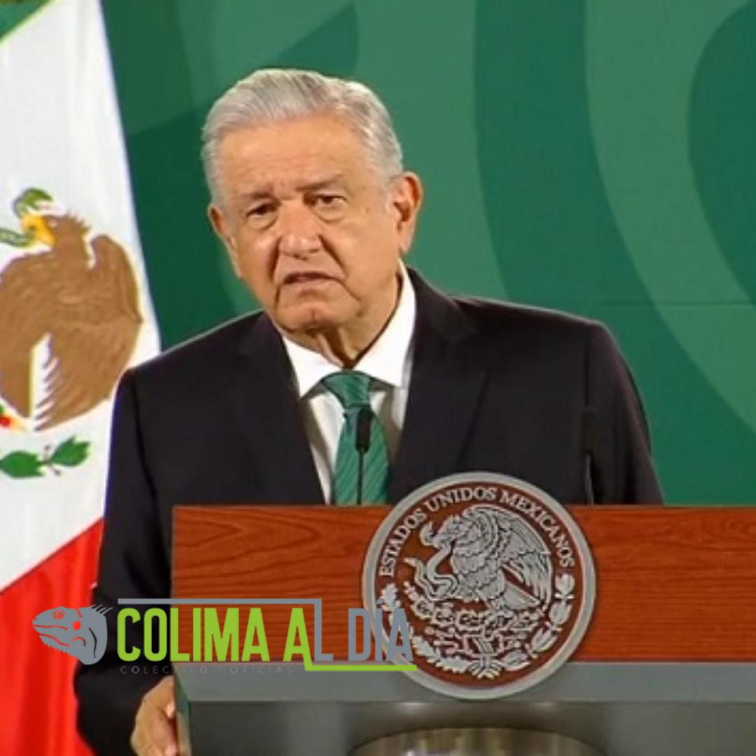 Anuncia AMLO gira por el estado de Colima, en noviembre