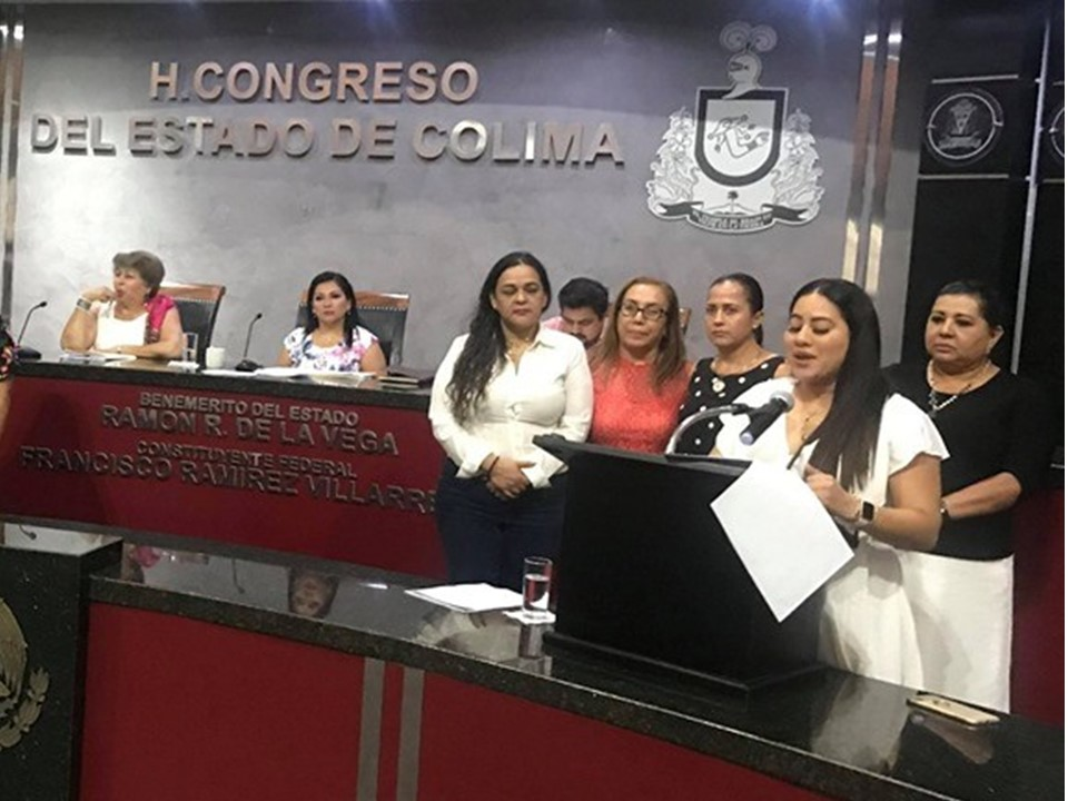 Congreso exhorta a Fiscalía investigar presunta agresión del Alcalde de  Armería