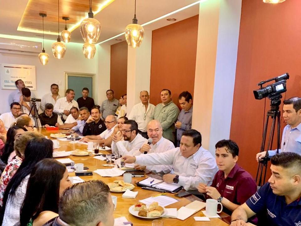 Bancada de Morena pide mayor coordinación entre autoridades para combate a inseguridad