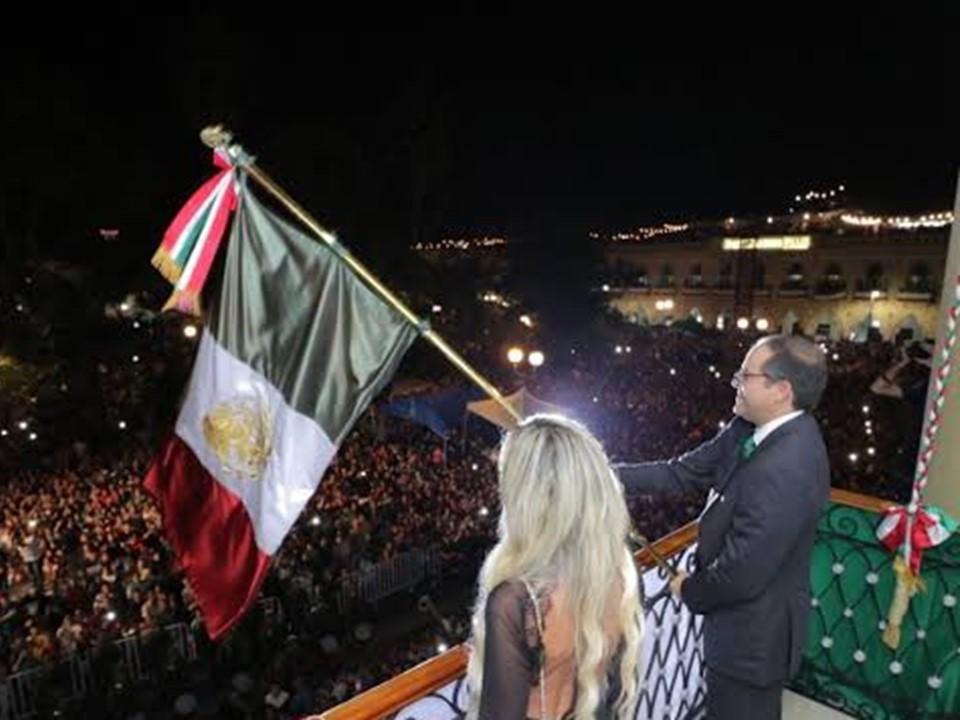 Se analiza si Ceremonia del Grito de Independencia será en Palacio de Gobierno