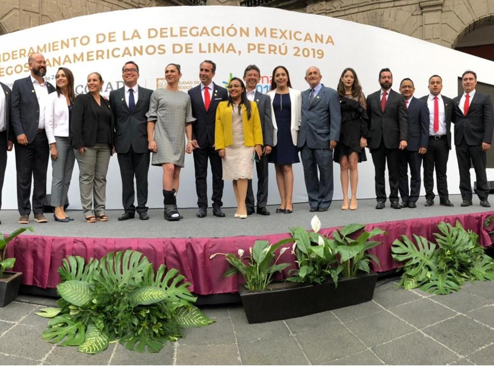 Participarán cinco colimenses en los  Juegos Panamericanos de Lima, Perú