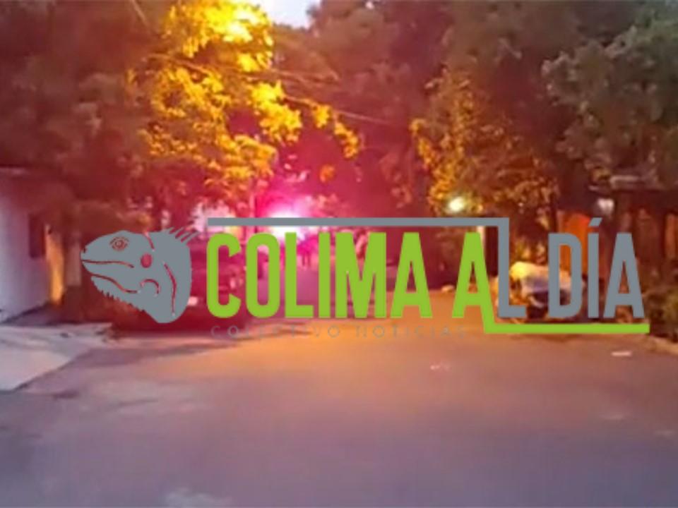 Asesinan a un hombre y dejan otro lesionado en Villa de Álvarez