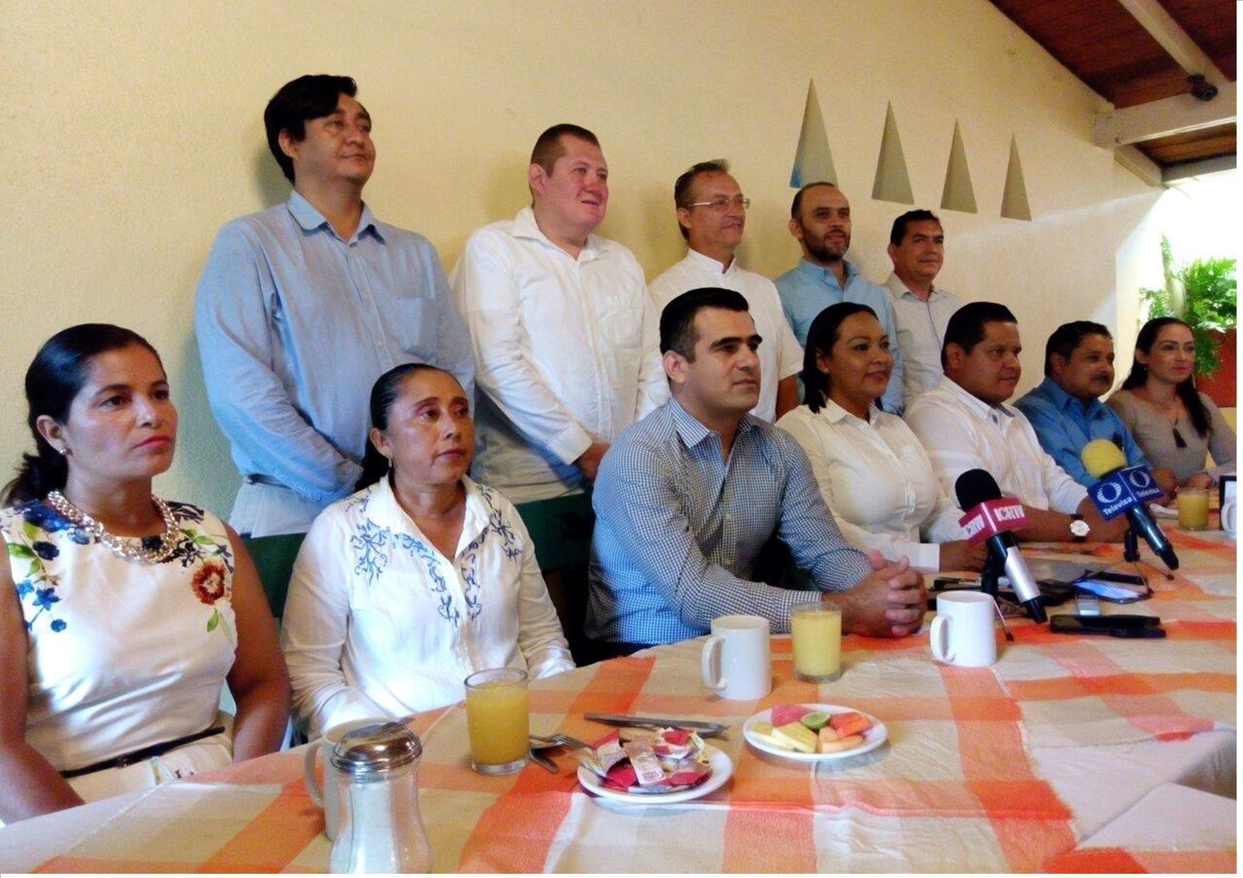 Puertas abiertas para toda la militancia panista, anuncia Julia Jiménez