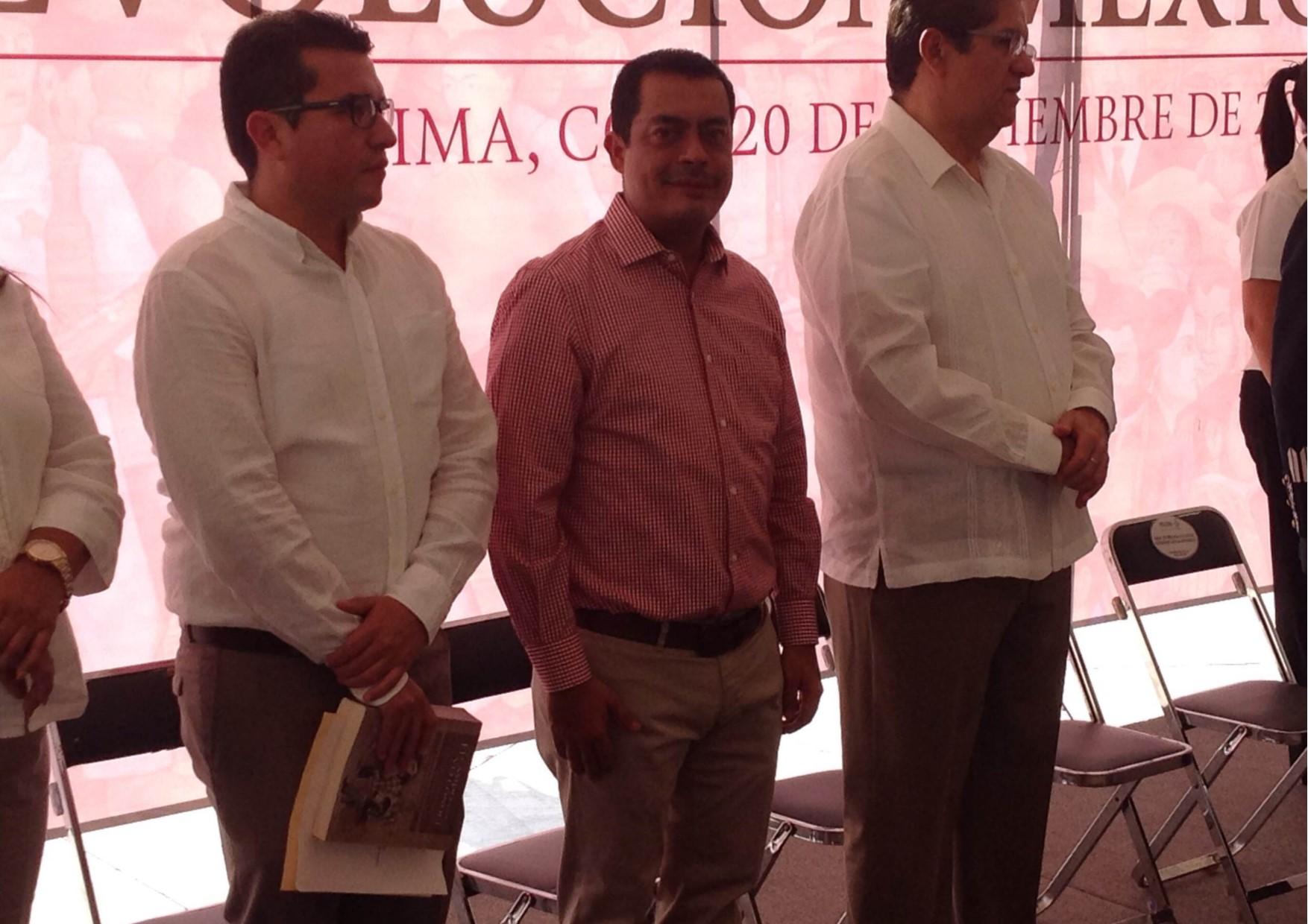 Presupuesto para Colima superará al del 2017: Kike Rojas