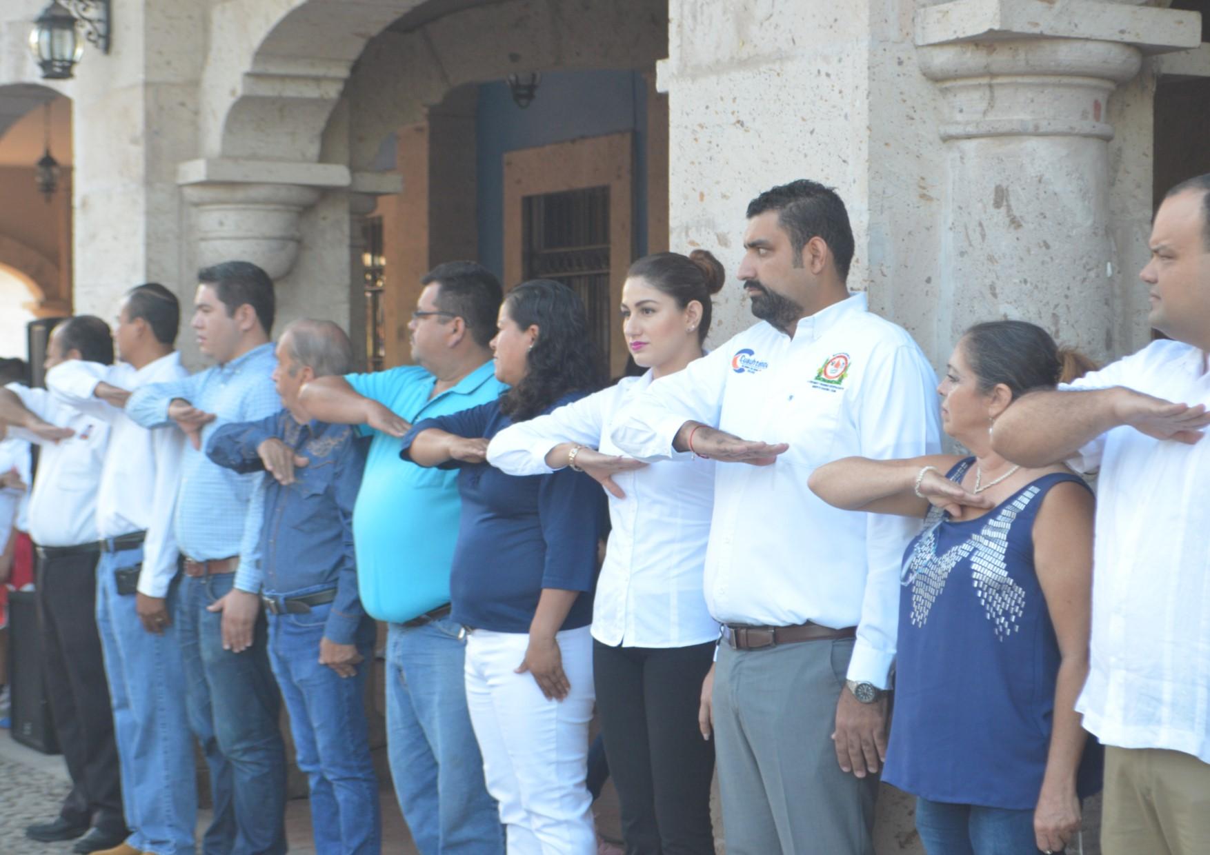 Para transformar la realidad actual tenemos el trabajo responsable y comprometido entre gobierno y comunidad: Rafael Mendoza