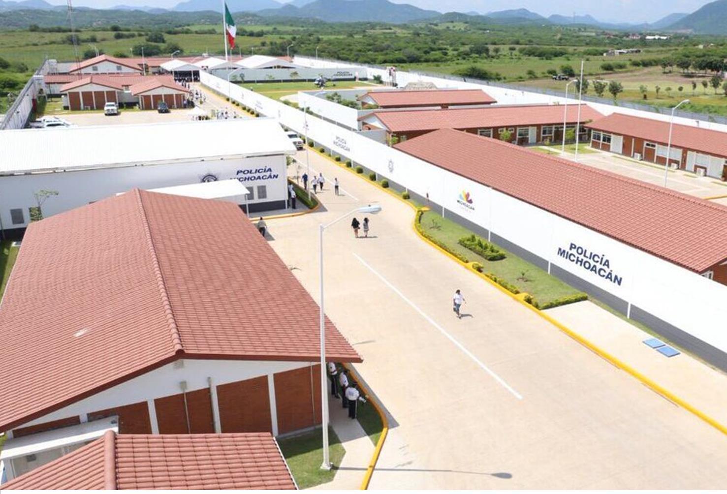 Región Huetamo, blindada con cuartel de Policía Michoacán y módulo del C5i: SSP