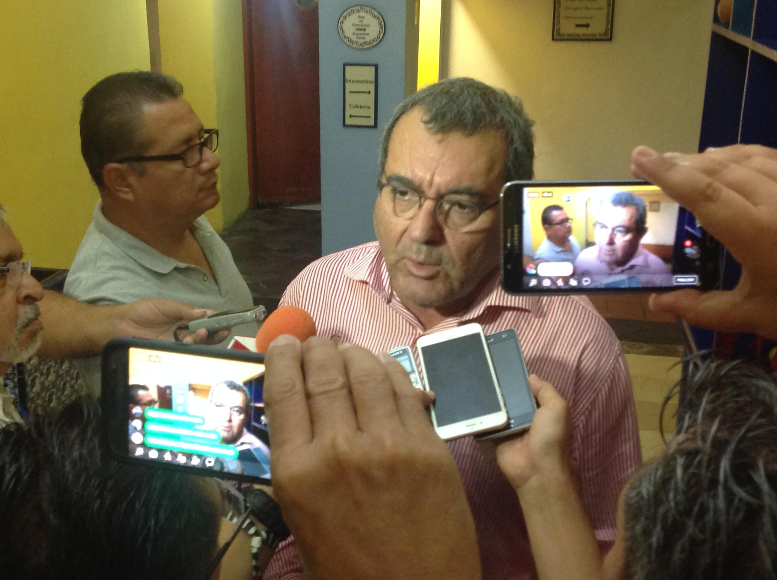 Campañas de presidenciables han sido de descalificaciones; se espera un debate sin denostación: Coparmex Colima